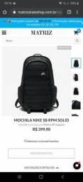 Mochila nike sb venda/troca
