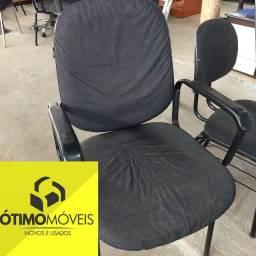 Cadeira de Escritório com Braços por R$:99,90