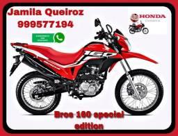 Motocicleta Honda Bros 160