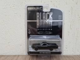Greenlight Black Bandit 1972 Ford Ranchero 1:64