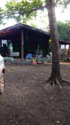 Vendo ou troco por carro! rancho pra pesca e lazer na Beira do Rio Caiapo