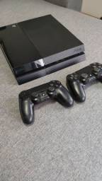 PS4 500gb - Usado