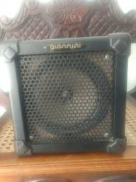 Mini caixa amplificada Giannini