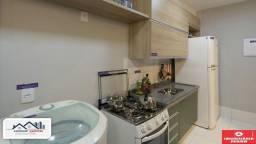 UED - 24 - Apartamento na planta com lazer completo