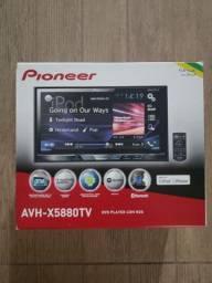 Dvd Pioneer Avh-x5880Tv 2din 7 polegadas