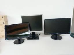 Monitores led computador