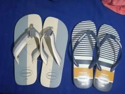 Vendo sandalia havaianas