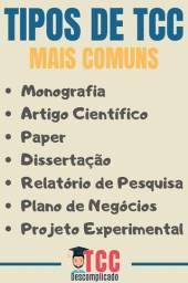 TCC, ARTIGO,PROJETO