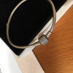 Bracelete Brilho Pandora
