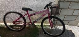 Troco bicicleta em celular