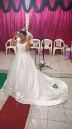 Vestido de noiva vendo