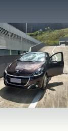 Peugeot 208 Allure  1.2 flex 12v 5p Mec