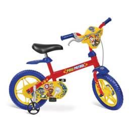 Bicicleta patrulha canina aro 12