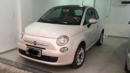 Fiat 500 Top 2012