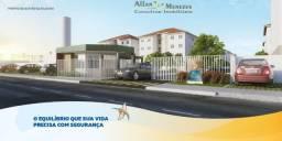Villa dos Pássaros - apartamento para vender com entrada facilitada e entrega próxima