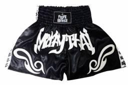 Short De Muay Thai - Fight Brasil Origina