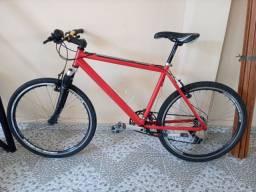 Vendo bicicleta de alumínio