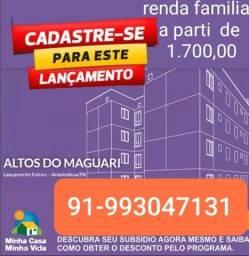 CADASTRO P/ALTOS DO MAGUARI