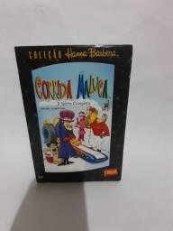 LEIA TODO O ANÚNCIO! BOX 3 DVDS CORRIDA MALUCA A SÉRIE COMPLETA