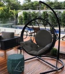 Balanços Decorativos conforto e segurança L.A.Móveis