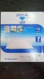 Luminária de Embutir LED