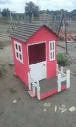 Mini casinha por encomenda