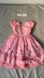 Vestidos infantil de festa conservados