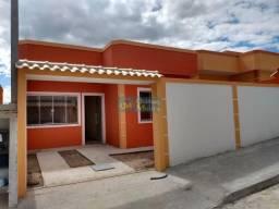 Casa linear 2 quartos(sendo 1 suíte), duas vagas de garagem