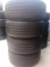 Vendo 4 pneus 195/35/18  95%