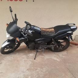 apache 150 inhumas/goianira  troca por moto em dias com volta minha