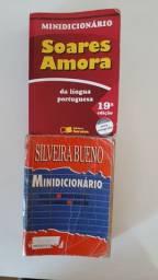 Dicionário inglês / dicionário português minidicionário