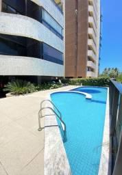 Apartamento na Ponta Verde, 4 quartos, sendo 3 Suites, 1º quadra da praia