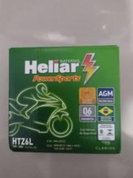 Vendo bateria de moto heliar 5ah