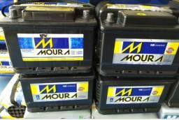 Bateria 45 amperes moura R $ 79.99