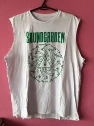Camiseta galeria do rock - Soundgarden