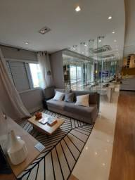 Apartamento, 66m², 3 dormitórios, 1 suíte, 2 vagas, lazer completo - Carapicuíba - Centro
