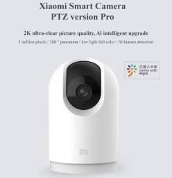 Câmera vigilância c/ inteligência artificial reconhecimento facial e imagem noturna Novo