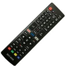 Controle remoto smart TV LG
