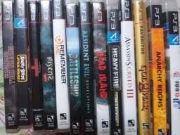 Vendo ou troco jogos ps3