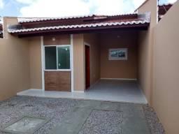 WG Casa nova 2 Quartos, 2 Banheiros com 2 Vagas com Cerca Elétrica