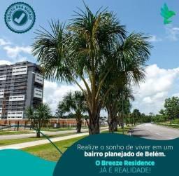 Brezze Residence - 3quartos com suite, ao Lado do Shopping Grão Pará.