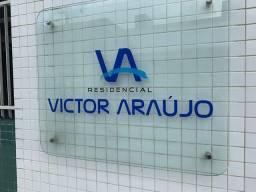 Apartamento mobiliado no Victor Araujo