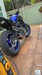Yamaha MT 07 ABS 2019 19,000 KM