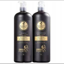 Kit shampoo &condicionador haskell 1 litro