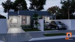 Casa à venda com 3 dormitórios em Rfs, Ponta grossa cod:1654