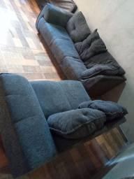 Sofá conservado barato