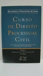 Livro: Curso de Direito Processual Civil / Volume 1 / Humberto Theodoro Júnior