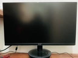 Monitor Gamer Acer 27 polegadas 1ms 75Hz Ultra fino SA0 series