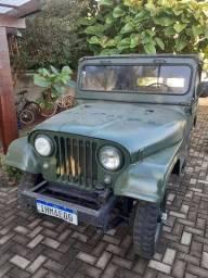 Jeep willys 1966 original