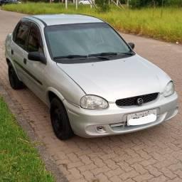 Corsa 1.0 8V mpfi Wind Sedan - 2001
